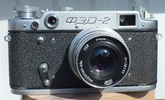 Camera FED 2 Made in USSR 1955