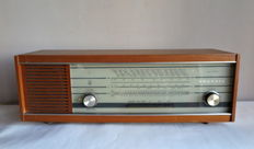 Grundig tube radio - Type RF 125 - 19 - in nice wooden casing - 1966
