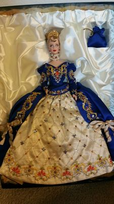 Fabergé™ Imperial Elegance™ Barbie® Doll Silkstone Fashion Model Collection
