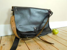 Original PTT/postman bag, 60s, Netherlands