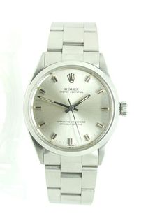 Rolex Oyster Perpetual Chronometer – unisex – 1969