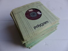Various Jukebox Singles from the 50s/60s/70s/80s (50 singles) / 3RW3X50JB
