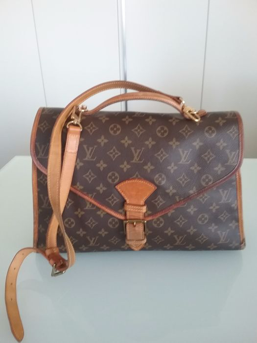 Louis Vuitton - Monogram Canvas Beverly  Skråveske - Vintage