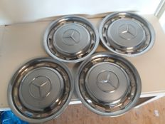 4 Mercedes-Benz wheel caps 14 inch