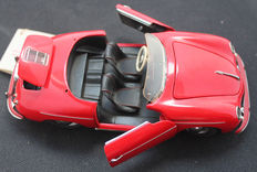 "Franklin Mint - 1955 ""Porsche 356 Speedster"" - red"