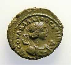 Roman empire - Vaballathus - drachm - post 270