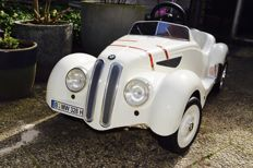 Pedal car - BMW 328 - Plastic with metal frame