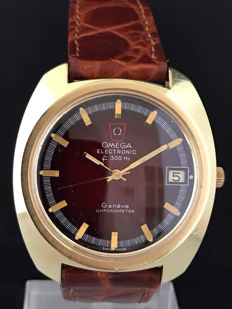 Omega Geneve Chronometer - 1970s - Men's watch