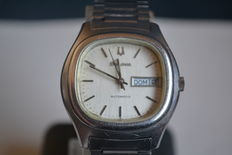 Bulova – Men's wristwatch – 1970s
