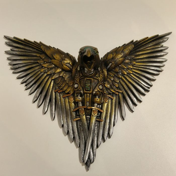 & Game of Thrones - Sword Eagle - Wall Art - Catawiki