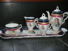 Coffee set - Napoléon