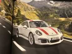 Porsche 911 R Owner's Book - Officially released by Porsche