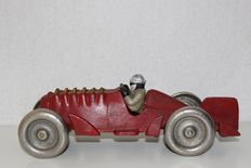 Hubley Race Car - 9 x 26 cm. - 20th century
