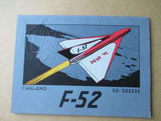 Chaland,Yves - Portfolio F-52 - Editions Deese - (1986)