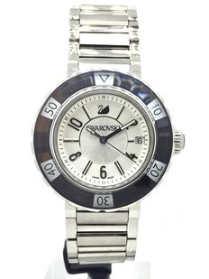 Swarovski – Ladies' Wristwatch – Year: 2005-2010