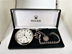 Rolex - Military swiss gents pocket watch {ref no 15}