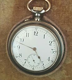 Piguet Capt Brassus Geneva pocket watch -  1894