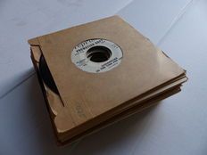 "30 Promo/Demo 7"" Singles from various artists"