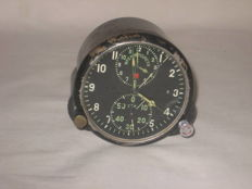Original Russian( СССР/USSR ) watch ACHS- 1M for the supersonic fighters MiG-29. The end of the 20th century chronograph