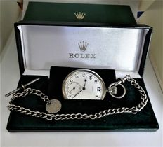 Rolex - Military swiss gents pocket watch {ref no 80}