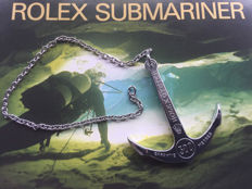 Rolex Anchor with Sub. book