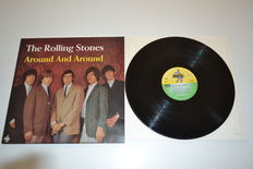 19 LP's with The Rolling Stones. Beggars Banquet, Emotional Rescue, Sticky Fingers, Some Girls, Play With Fire ( russian ), Big Hits etc