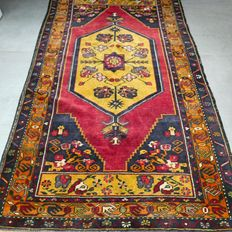 Unique Anatol YahYali Turkish carpet - 180 x 100 - with certificate