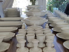 Crockery by Rosenthal Maria Weiss - 108 pieces