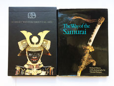 Japan; Lot with 2 editions about weapons for Samurai - 1978/2008