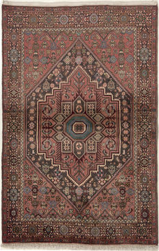 GOLTOGH Persian / Handknotted/PERSIAN/Oriental/ Goltogh 148 x 93 Iran