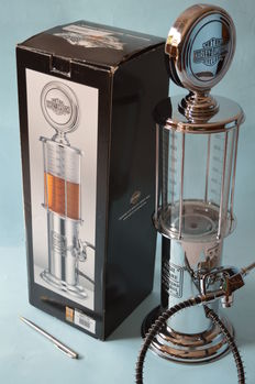 Harley Davidson-drink dispenser