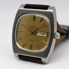 Omega Genève Automatic Men's Wristwatch 1979