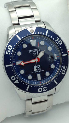 Seiko 'PADI' Solar Diver's 200 M Special Edition – Men's watch