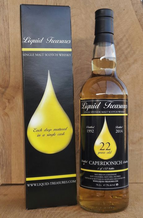 Caperdonich 1992 - 22 years old