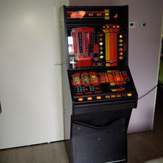 Vintage Fruit machine Club Diamond by Bellfruit (Elam Group)
