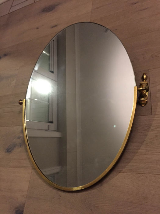 French Tilting Bathroom Wall Mirror Catawiki