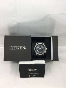 Citizen GMT Eco-Drive Men's wristwatch with 180-day power reserve