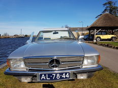 Mercedes Benz - 350 SL - 1972
