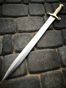 French 19th Century Artillery Cadet's Gladius Sword