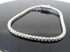 4ct Diamond Tennis Bracelet