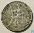 Frans Indo-china  20 centimes 1914