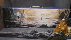 Johnnie Walker Blue Label Limited Edition Crystal Glass Display Stand for 750ml bottles
