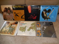 The Classic Jazz And Blues Album selection including Picture Disc