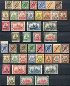 German Colonies 1897/1919 - A Small collection