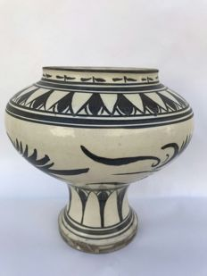 Ceramic vase - China - Second half of 20th century