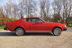 Toyota - Celica GT Fastback - 1977