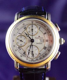 Maurice Lacroix Masterpiece Croneo MP6318 – Men's Watch – 2008
