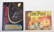Picture albums; Lot with 2 wanted pictures albums - 1952/1955
