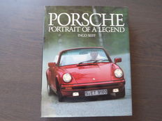 Book; Ingo Seiff - Porsche portrait of a legend