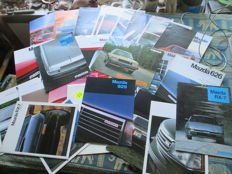 Car brochures Mazda (including RX7,/929/Xedos, 30x, 1979-1994)